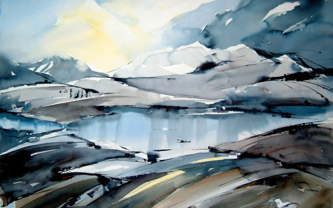 Lago alpino 1