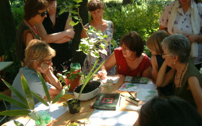 Solstizio d'estate all'Orto Botanico di Brera Milano