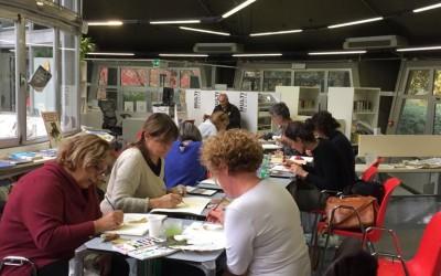 Corso alla biblioteca del parco Sempione Milano 2017